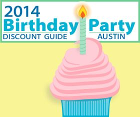Free Fun in Austin: 2014 Birthday Party Discount Guide