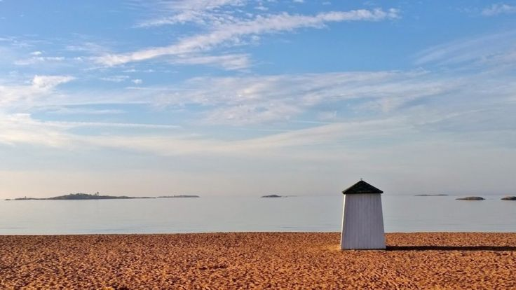 Hangon rannat #beach #ranta #Hanko