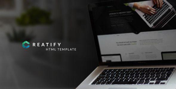 Creatify - Multipurpose Business Template (Marketing) - http://buyonlinewebsite.com/creatify-multipurpose-business-template-marketing/