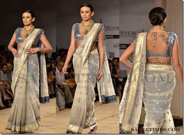 Anju_Modi_Designer_Shimmer_Sari