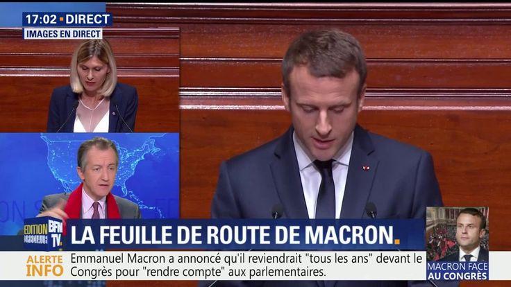 """EDITO – """"C'est la VIe République que nous annonce Emmanuel Macron"""" estime Christophe Barbier"""