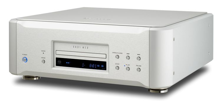 Esoteric K-01 CD/SACD Player | Available at High Fidelity Design Group, New York. hifidesigngroup.com #hifi #highfidelity #audio #audioplayer #sound