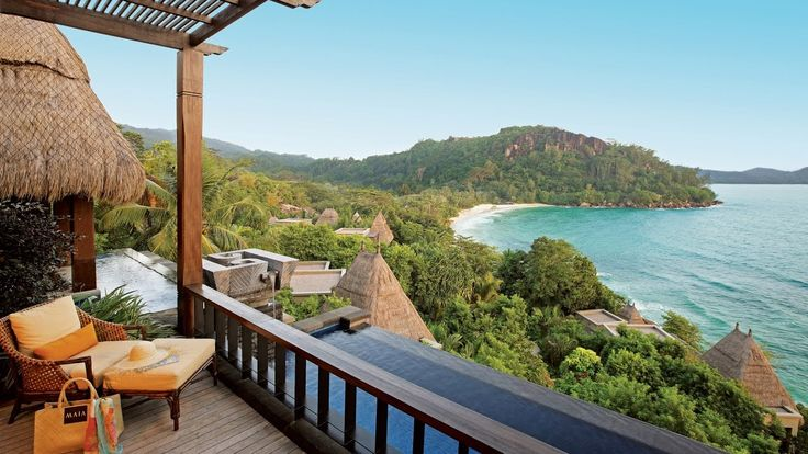 cool Maia Luxury Resort & Spa (Seychelles): review & impressions - video