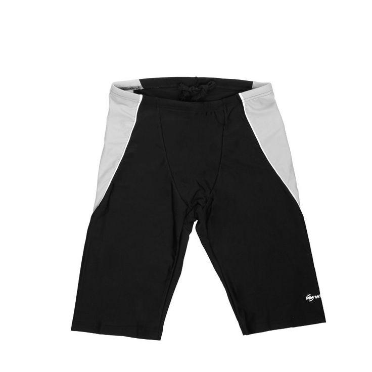 Mens shorts Swimming Trunks shorts swim trunks Professional Swimwear Tights Compression Sunga Male Bathing Sport Suit