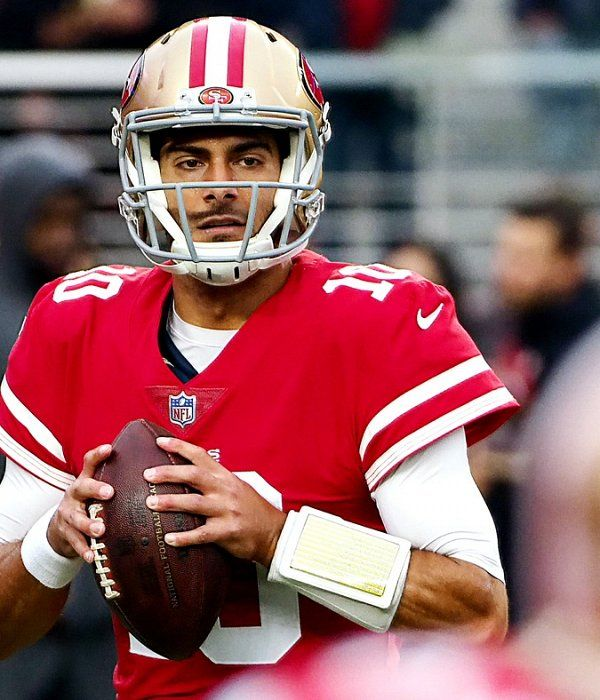 What 49ers teammates said about Jimmy Garoppolo following 44-33 win over the Jaguars
