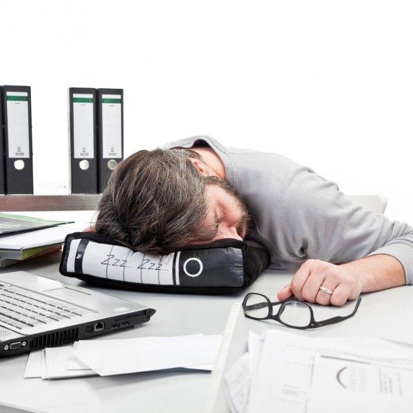 Power Nap office pillow