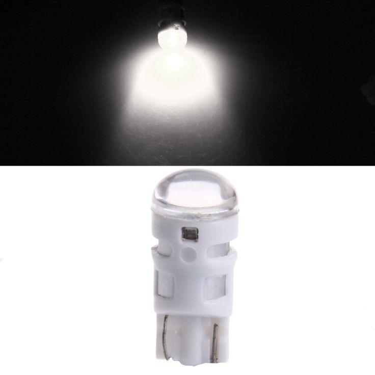 $1.05 (Buy here: https://alitems.com/g/1e8d114494ebda23ff8b16525dc3e8/?i=5&ulp=https%3A%2F%2Fwww.aliexpress.com%2Fitem%2FUniversal-DC12V-T10-1-LED-Bulbs-Car-License-Plate-Lamp-Map-Backup-Replacement-White-Car-Exterior%2F32794355838.html ) Universal DC12V T10 1 LED Bulbs Car License Plate Lamp Map Backup Replacement White Car Exterior Lamp Car Light for just $1.05