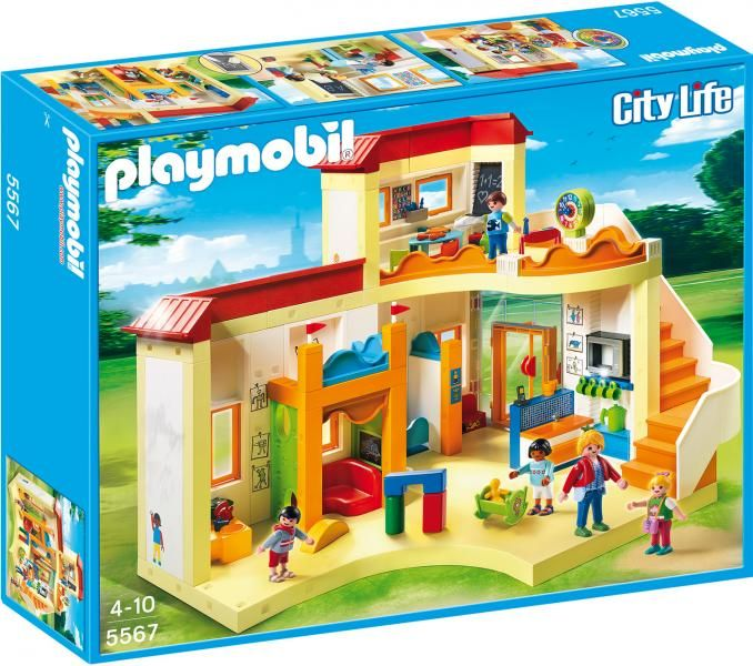 PLAYMOBIL Modern Luxury Mansion Play Set | Playmobil, Toy and Miniatures