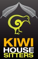 Kiwi House Sitters : house sitting for free in New Zealand.