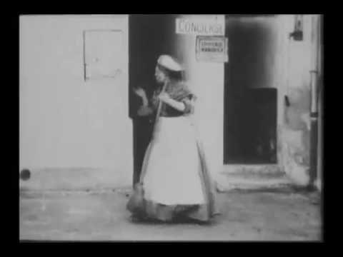 La concierge (1900) - Dir. Alice Guy