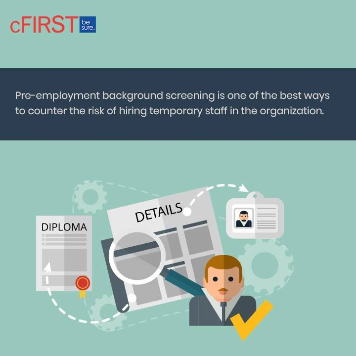 Background Check Employment Background Check Background