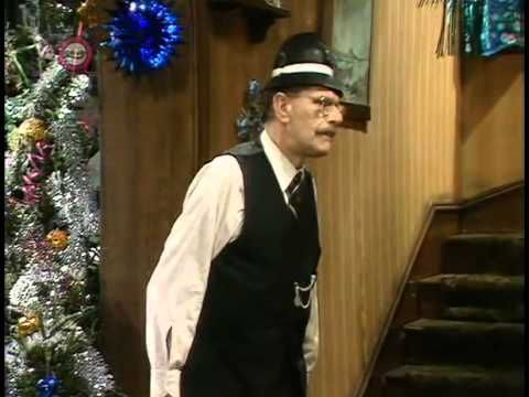 Sykes - Series 4 - Episode 7 - Christmas Party ~ PINNER NOTE:  Other Eric Sykes' work:   Sykes, The Goon Show, The Plank, Sykes and a Big, Big Show,  With the Lid Off, Sykes and a Stranger, Eric Sykes Shows a Few of Our Favourite Things, 1980 – The Likes of Sykes and Rhubarb Rhubarb.  Sykes was the subject of Thames Television's This Is Your Life, broadcast on 25 December 1979.