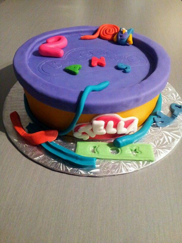 Play-Doh Cake Gateau Pate a modeler