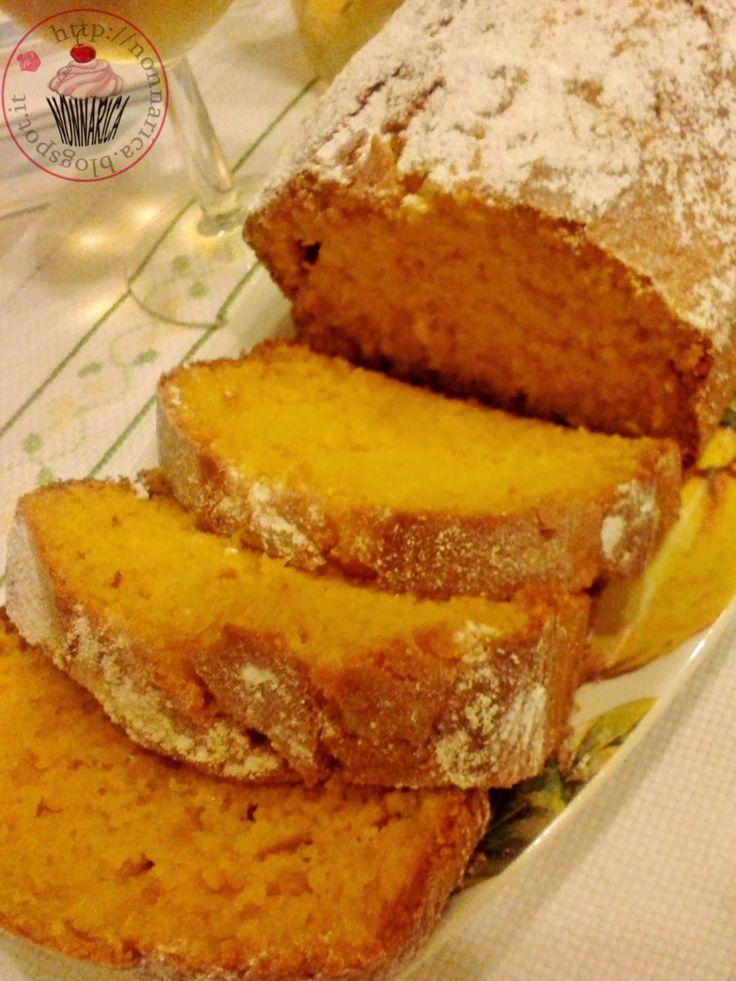 Plumcake alla zucca | Nonna Rica
