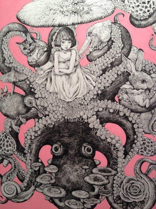 Yuko Higuchi. Para baño de niñas.