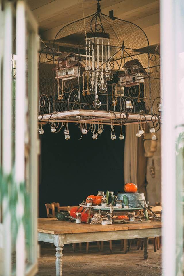Interior from Masseria MONTENAPOLEONE in Italy