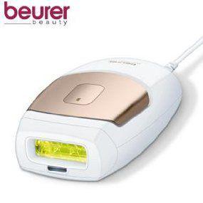 IPL Geräte Vergleich dauerhafte Haarentfernung Beurer IPL Haarentfernungsgerät