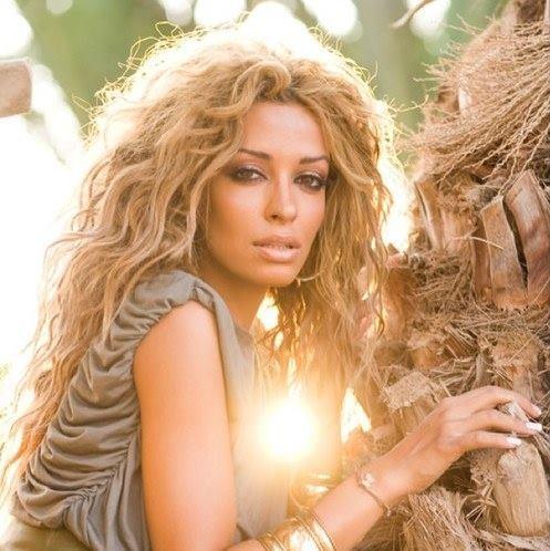 Eleni Foureira Greek singer