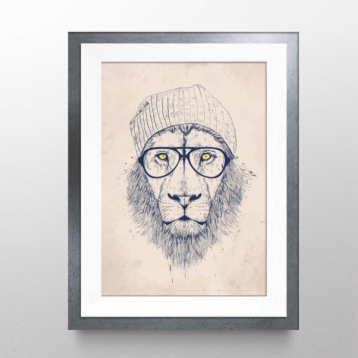 Cool Lion de Balasz Solti