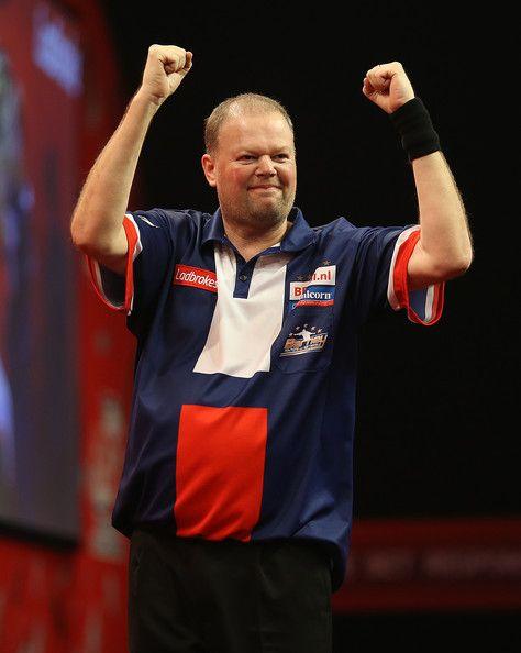 Raymond Van Barneveld - Ladbrokes.com World Darts Championship: Day 8