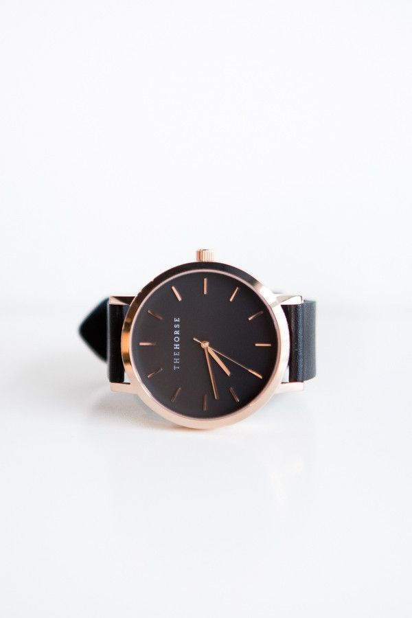 The Horse Original Leather Watch – Parc