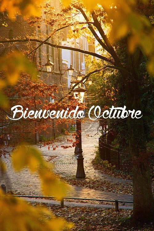 Bienvenido Octubre