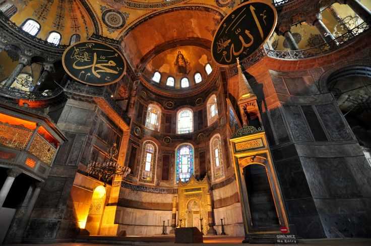 Top 5 museums to visit in Old Istanbul. Basic information about Hagia Sophia, Topkapi Palace, Chora Church, Turkish&Islamic Art Museum and Istanbul Archeology Museums.