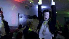 11 Reasons Matt Smith Is Cooler Than You. Sometimes, all you need is a GIF of Matt Smith dancing like a drunk giraffe.