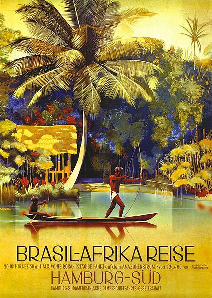 Brazil ~ Africa ~ Hamburg-Süd