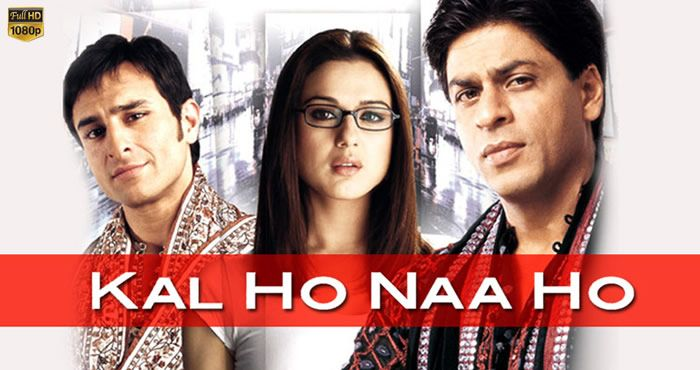 Kal Ho Naa Ho (2003) 1080p Full HD Movie | Kal ho na ho, Hd movies ...