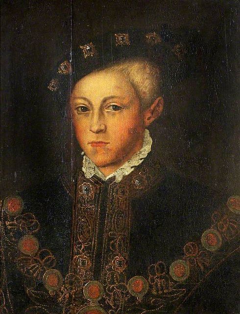 King Edward VI, son of Henry VIII and Jane Seymour NT; (c) Westwood Manor; Supplied by The Public Catalogue Foundation Some rights reserved