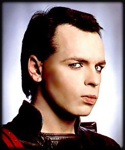 Gary Numan. This guy oozed cool. I loved his individuality!