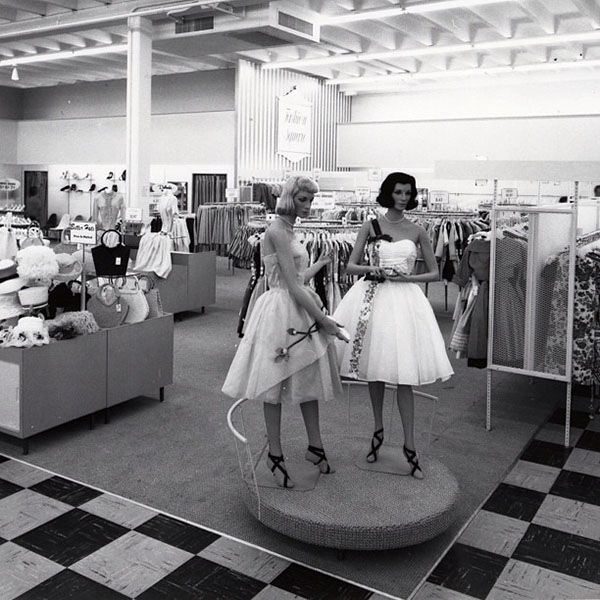 A Look at Early Target Stores of the 1960s