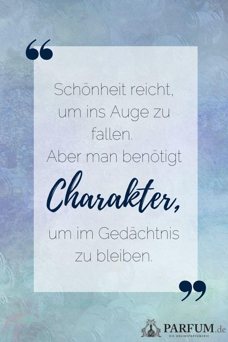 Charakter ist immer noch wichtiger als Schönheit. #Charakter #Spruch #Lebenswei…