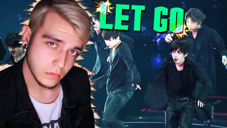 BTS - LET GO РЕАЛЬНЫЙ ГОЛОС ( БЕЗ АВТОТЮНА ) | РЕАКЦИЯ НА K-POP 2018