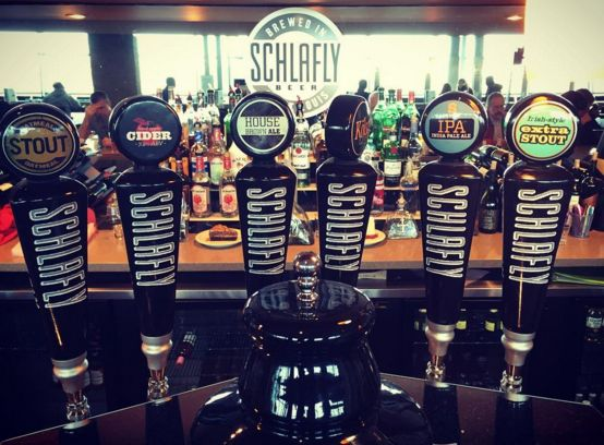 What'll it be? Schlafly Brewery deploying beer tap beacons to communicate with drinkers via smartphone app http://n.kchoptalk.com/1RXUf3L