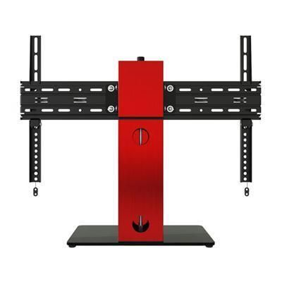 Tabletop Tv Stand 2 Hght Red