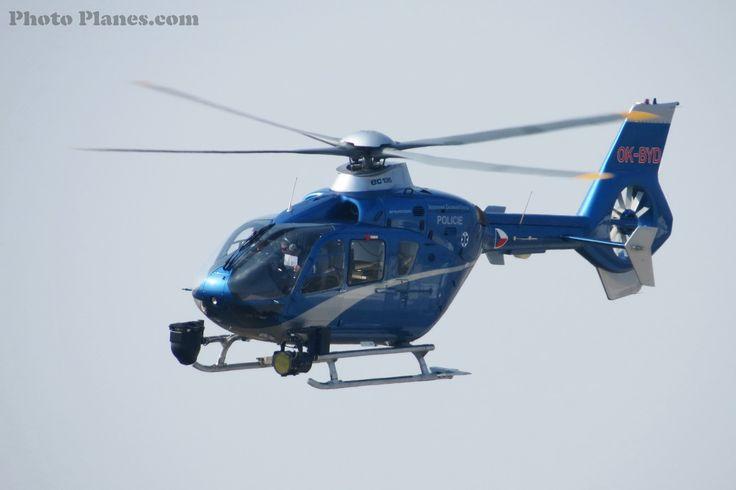 Eurocopter EC135 T2  - OK-BYD