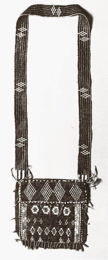Shoulder bag  Iroquois