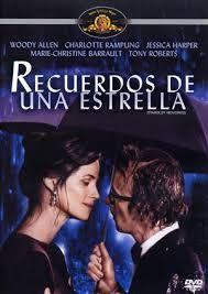 Recuerdos de una estrella (1980) EEUU. Dir: Woody Allen. Drama. Comedia. Cine dentro do cine - DVD CINE 2316
