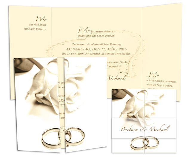 29 besten Romantische Hochzeitseinladungen Bilder auf Pinterest