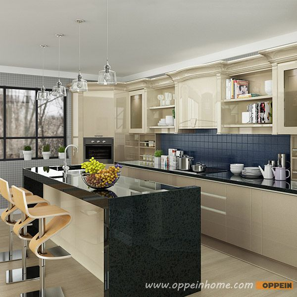 25+ Best Ideas About High Gloss Kitchen Cabinets On Pinterest