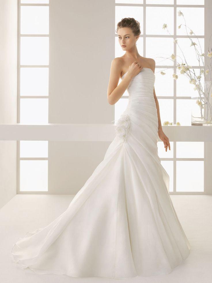 1420 best Wedding Dresses images on Pinterest | Wedding frocks ...