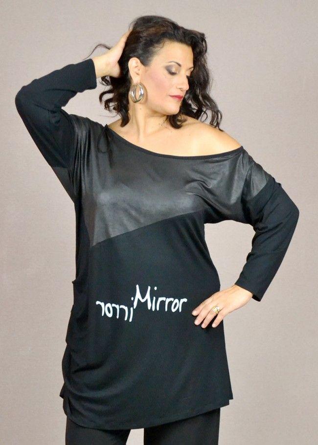"""μπλουζοφόρεμα """"mirror mirror"""""""