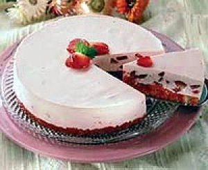 Tarta de yogur light
