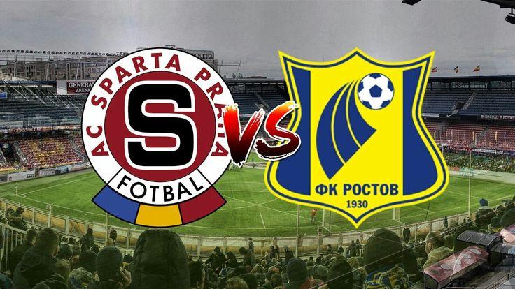 Sparta vs. FC Rostov