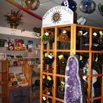 Gorgeous crystals & other lovely stuff at Winds of Change in Courtenay BC