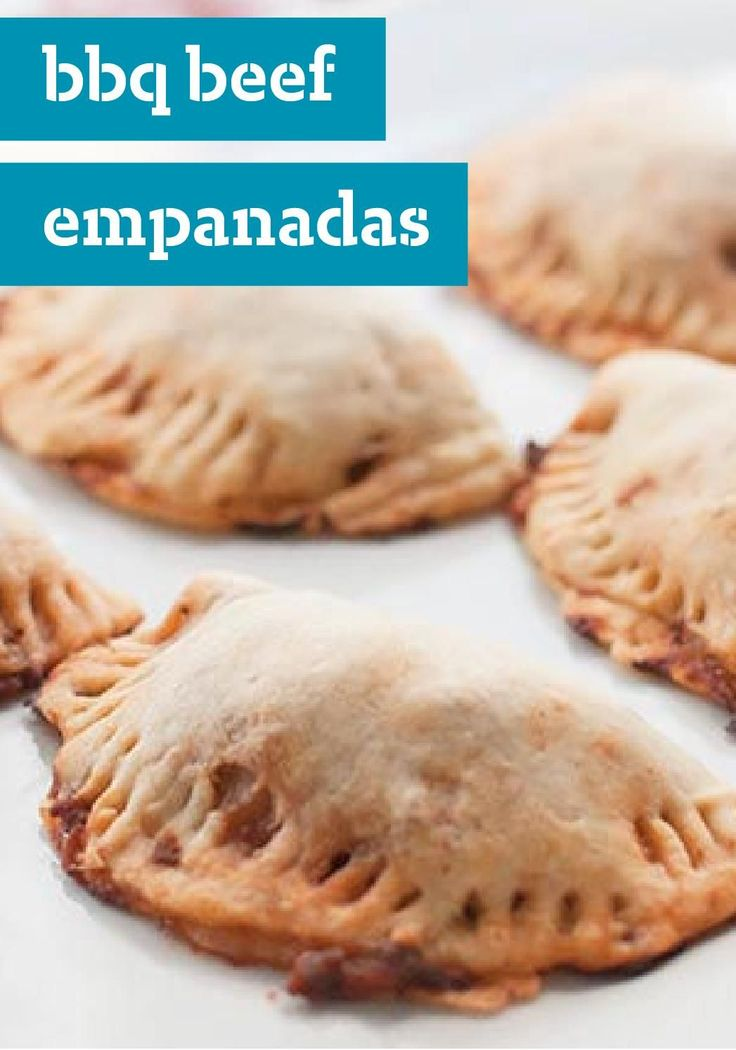 BBQ Beef Empanadas – Making this Tex-Mex recipe from scratch is ...