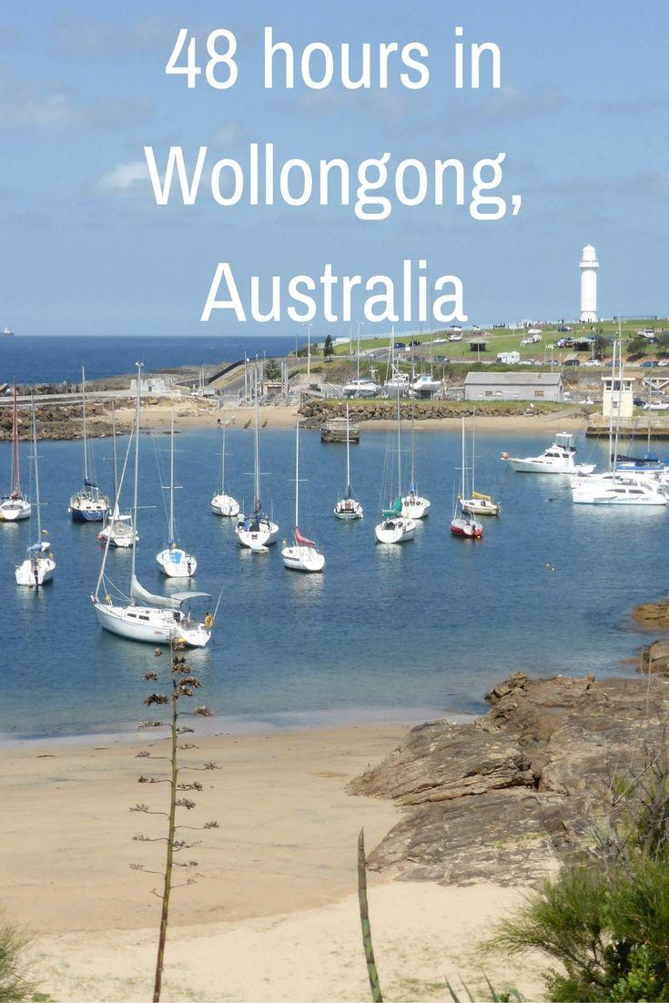 48 hours in Wollongong, Australia