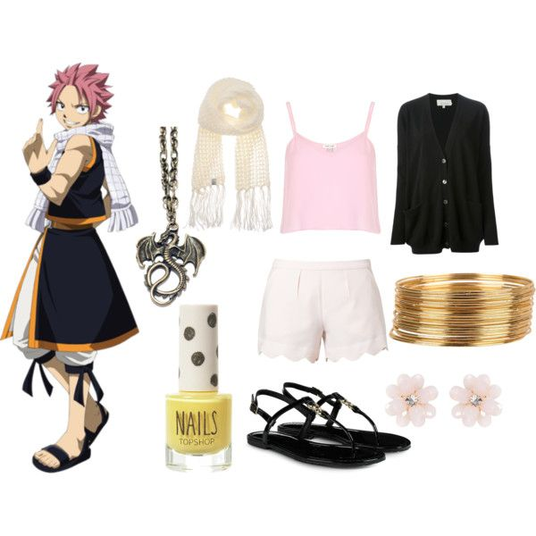 Natsu Dragneel - Fairy Tail